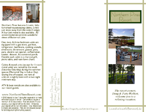 Bohn Web Design -- Professional Brochure Design